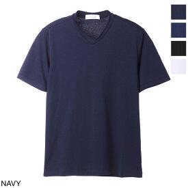クルチアーニ Cruciani Vネック Tシャツ メンズ 大きいサイズあり cujosbv30 10973【あす楽対応_関東】【返品送料無料】【ラッピング無料】[2021SS]