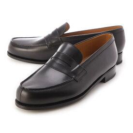 ジェイエムウエストン J.M. WESTON ローファー ブラック メンズ 大きいサイズあり loafer180 11411011801f d black SIGNATURE LOAFER #180 ワイズ:D【あす楽対応_関東】【返品送料無料】【ラッピング無料】[2021SS]