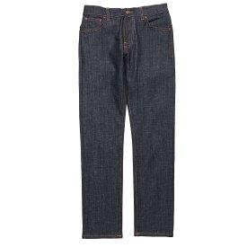 ヌーディージーンズ nudie jeans co ストレッチジーンズ ブルー メンズ 大きいサイズあり thin finn 111085 THIN FINN シンフィン レングス32【あす楽対応_関東】【返品送料無料】【ラッピング無料】[2021SS]