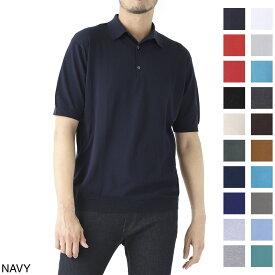 ジョンスメドレー JOHN SMEDLEY ポロシャツ メンズ adrian navy ADRIAN エイドリアン 30ゲージ【あす楽対応_関東】【返品送料無料】【ラッピング無料】[2021SS]