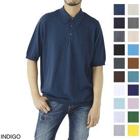 ジョンスメドレー JOHN SMEDLEY ポロシャツ メンズ isis silver ISIS イシス 30ゲージ【あす楽対応_関東】【返品送料無料】【ラッピング無料】[2021SS]