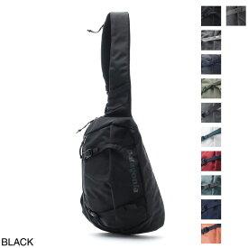 パタゴニア patagonia ボディバッグ メンズ 48261 black ATOM SLING 8L【あす楽対応_関東】【返品送料無料】【ラッピング無料】[2021SS]