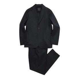 ティージャケット T-JACKET シングル 2つボタンスーツ ブルー メンズ 51ba419jr 4378u 600 SINGAPORE MAN FIT T-SUIT【あす楽対応_関東】【返品送料無料】[2021SS]