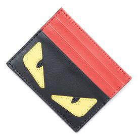 フェンディ FENDI カードケース マルチカラー メンズ 7m0164 o73 f0u9t BUSINNES CARD HOLDER Bag Bugs バッグバグズ【あす楽対応_関東】【返品送料無料】【ラッピング無料】