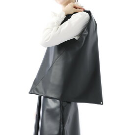 エムエム 6 メゾンマルジェラ MM6 Maison Margiela トートバッグ ブラック レディース s54wd0039 p4313 t8013 ジャパニーズ【あす楽対応_関東】【返品送料無料】【ラッピング無料】