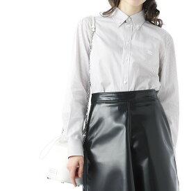 セリーヌ CELINE ボーイフレンドシャツ ボタンダウンシャツ マルチカラー レディース 大きいサイズあり 2c669 793o 01nh ストライプコットン【あす楽対応_関東】【返品送料無料】【ラッピング無料】[2021AW]
