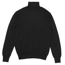 【訳あり】【アウトレット】クルチアーニ Cruciani ハイネック セーター ブラック メンズ cu26201【あす楽対応_関東】【返品交換不可】