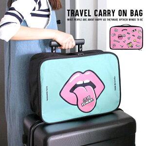 レディース 鞄 キャリーオンバッグ ポーチ 旅行 トラベルバッグ 手提げ 収納 旅行用品 便利 スーツケース サブバッグ カバン 女性用