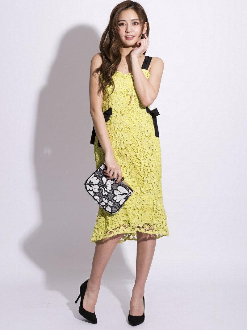 【SALE/30%OFF】Million Carats レースワンピース[DRESS/ドレス] ミリオンカラッツ ワンピース【RBA_S】【RBA_E】【送料無料】