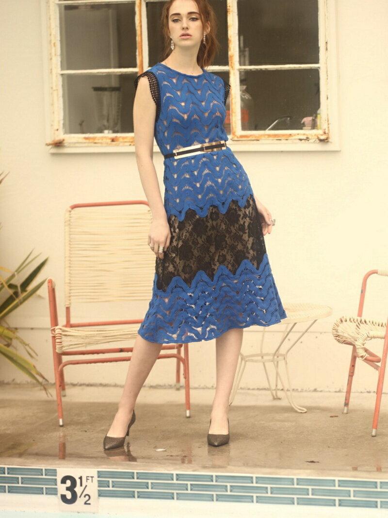 【SALE/30%OFF】スカラレースワンピース[DRESS/ドレス] ミリオンカラッツ ワンピース【RBA_S】【RBA_E】【送料無料】