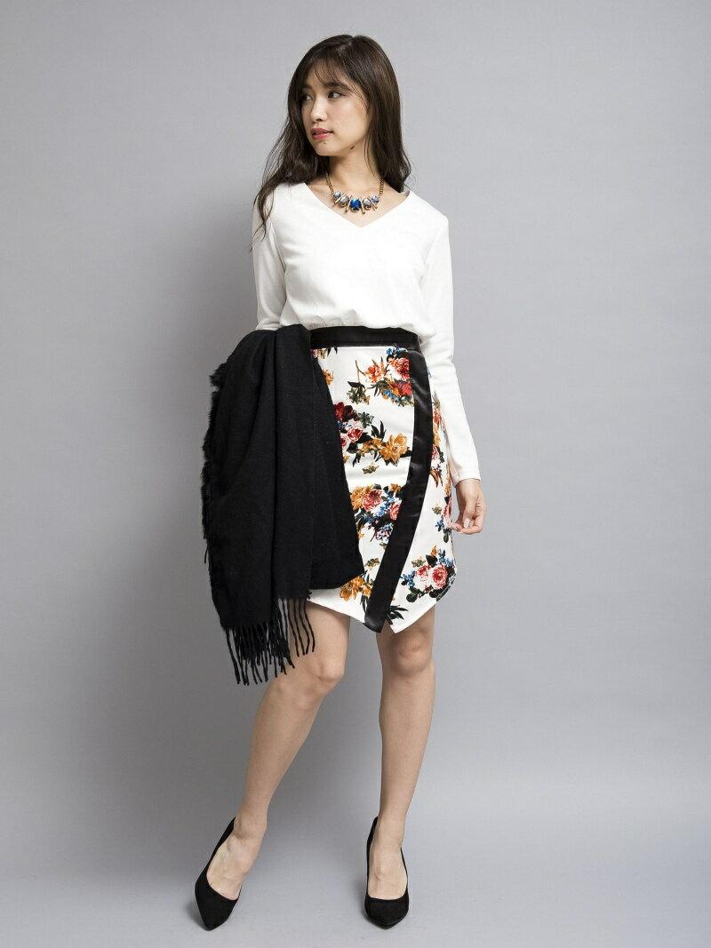 Million Carats スラッシュワンピース[DRESS/ドレス] ミリオンカラッツ【送料無料】