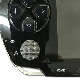ゆうパケット送料無料 PSP1000対応パーツ☆ アナログスティック用ボタン☆◆ブラック ◆ホワイト◆クリア ◆ブルー 4色からチョイス