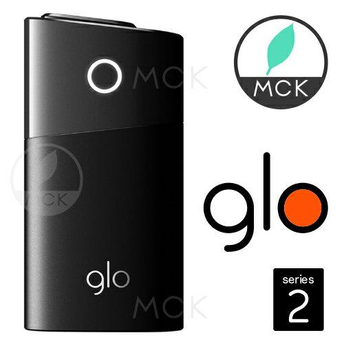 glo2 リッチブラック glo グロー 電子タバコ《gloがデザインを一新》して新登場! 【新型】【新品】【正規品】スターターキット 本体