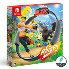 任天堂 リングフィット アドベンチャー 冒険しながらフィットネス  ○Nintendo Switchソフト『リングフィット アドベンチャー』 1本 ○リングコン1個 ○レッグバンド1個 Nintendo