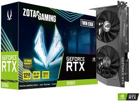 ZOTAC(ゾタック)GAMING GeForce RTX 3060 Twin Edge グラフィックボード