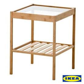 IKEA イケア NESNA ベッド サイドテーブル ネスナ 36x35cm 20247128 IKEA イケア ナイトテーブル サイドテーブル ベット