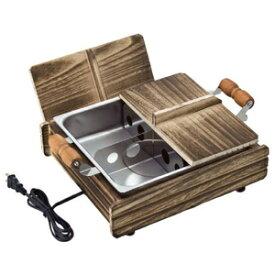 電気おでん鍋【電気保温おでん鍋 田楽亭 割蓋 be430】おでん鍋 電気 鍋 おでん 調理鍋