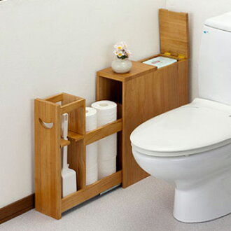 Flat tirerack ◆ ◆ store toilet storage rack slim rack flat-screen slide  tire rack