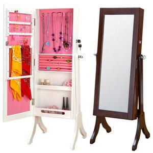 Store Interior Jewelry Storage Mirror Furnitures