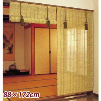 Mckey Mail Order Bamboo Bamboo Blind Indoor Partitioning りよしず