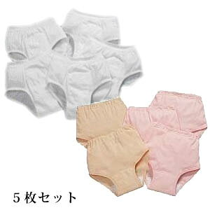 【即納】尿漏れパンツ 【快適やすらぎパンツ 同サイズ5枚組】軽尿漏れパンツの通販