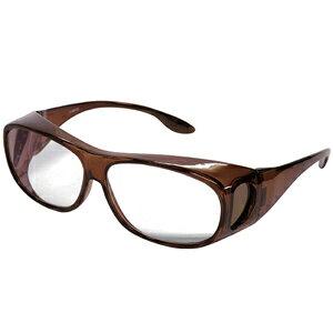 【即納】【送料無料】拡大鏡メガネ【HOYA製レンズ オーバーグラス拡大鏡】国産の通販【smtb-s】