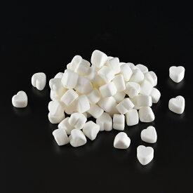 MS ハートマシュマロ (白) * 製菓材料、業務用