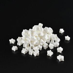 ミニ星マシュマロホワイトお菓子作り製菓材料保存料卵不使用お子様にも安心コラーゲンBBQ