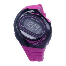 【7年保証】ソーマ(soma)ランニング腕時計 Run ONE 300 TRIATHLON 【DWJ21-0006】