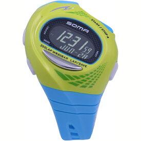 【7年保証】ソーマ(soma)ランニング腕時計 Run ONE 300 TRIATHLON 【DWJ21-0007】
