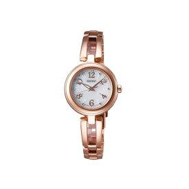【7年保証】 セイコー ティセレディース 電波ソーラー腕時計【SWFH072】 (正規品)SEIKO TISSE