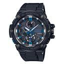 メンズ 腕時計 7年保証 送料無料 カシオ G-SHOCK ソーラー GST-B100BNR-1AJR 正規品 BLUE NOTE RECORDSコラボ