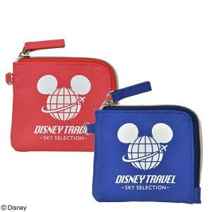 ディズニー(Disney) スカイセレクション ミニウォレット ミッキーマウス DTS-0447C/コンサイス/海外旅行便利グッズ【旅行用品】【10P03Dec16】