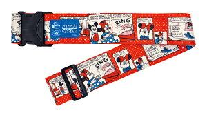 ディズニー(Disney) ワンタッチスーツケースベルト DTS-0551C ミニー/コンサイス/海外旅行便利グッズ【旅行用品】【10P03Dec16】