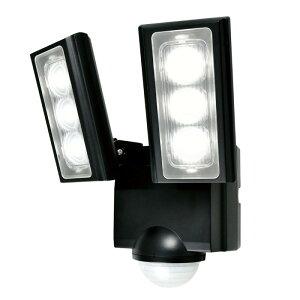 ELPA 屋外用LEDセンサーライト 乾電池式 ESL-312DC【防災の日】