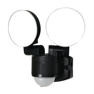 ELPA 屋外用LEDセンサーライト AC電源 ESL-SS412AC【10P03Dec16】【防災の日】
