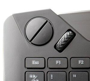 【送料無料/ポイント10倍/メーカー直販】ミヨシ(MCO)トラックボール内蔵BluetoothキーボードTK-BT02【10P03Dec16】【あす楽】【smtb-u】【送料込み】