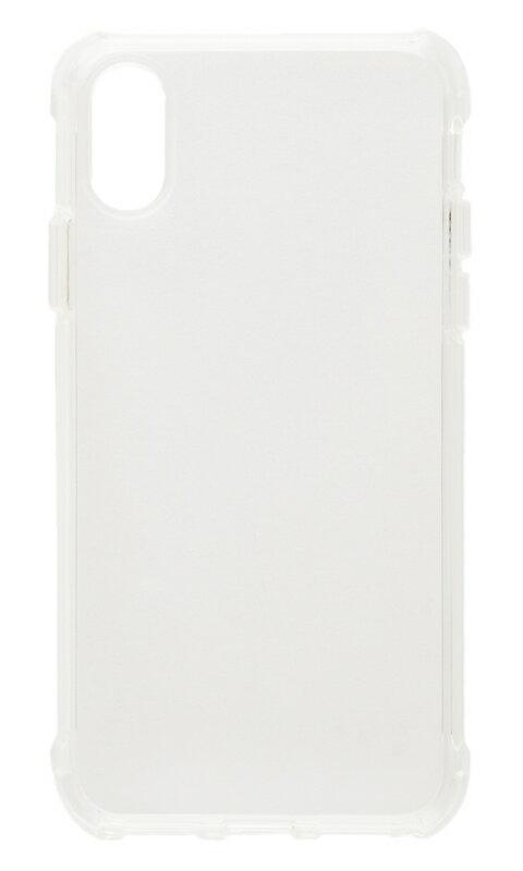 【ネコポス便送料無料】【メーカー直販】ミヨシ(MCO) iPhone X 用 4つのコーナーを保護する TPU製ソフトケース IPC-TP02【10P03Dec16】【smtb-u】【送料込み】
