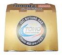 【送料無料】楽天ランキング入賞!トーホー ゴールドカセットボンベ 36本セット BONBE-G3×12P【10P03Dec16】【smtb-u】【送料込み】