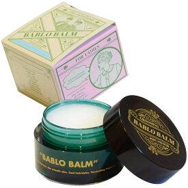 バブロ バーム BABLO BALM バブロバーム for Lady 女性用(ムスクの香り)35g[ヘアワックス ハンドクリーム 練り香水 リップクリーム メイク直し]