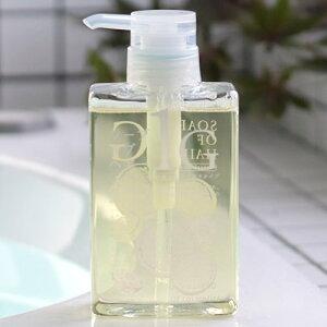オブコスメティックス シャンプー ソープオブヘア 1-G グレープフルーツの香り 265ml オブ・コスメティックス 美容室専売 おすすめ 美容師 サロン専売