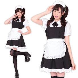 【A&T Collection】【フレッシュ☆メイド】 サイズM コスプレ メイド ロリータ かわいい 洗濯可