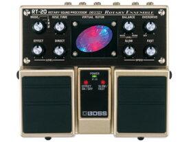 BOSS《ロータリーサウンドプロセッサー》RT-20 【RCP】