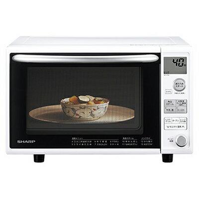 RE-V70A-W オーブンレンジ ※5 【送料無料】【カードOK】 シャープ ・総庫内容量:20L(1段調理)・角皿スチームで、メニュー広がる・おいしくてヘルシー。カンタンにノンフライ調理・外はこんがり、中はしっとり自動トースト 【RCP】