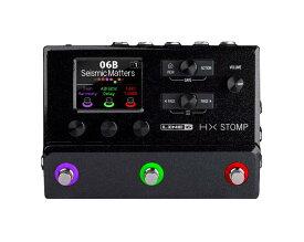 【在庫あります】LINE6 HX STOMP 《マルチ・ギター・プロセッサ》 超コンパクトなプロフェッショナル・ギター・プロセッサー【KK9N0D18P】【RCP】