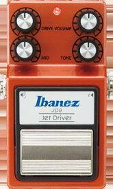 【在庫あり・即日出荷】Ibanez JD9 Jet Driver distortion (ディストーション) 【KK9N0D18P】【RCP】