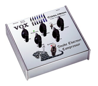 大特價!! VOX COOLTRON Snake Charmer Comp/CT-05CO《壓縮機》
