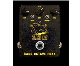 BLACK CAT / Bass Octave Fuzz 《ベース・オクターブ・ファズ》 【RCP】