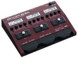 【楽天スーパーSALExポイントアップ】【在庫あり・即日出荷】ZOOM《ベース用マルチ・エフェクター&アンプ・シミュレーター》B3n B3next Multi-Effects Processor for Bass (ズーム)B-3n 【KK9N0D18P】【RCP】