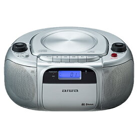 CR-BUE30 CDラジオデジタルレコーダー ※2 【あす楽対応】【送料無料】 アイワ・外部入力をSD/USBに録音&再生・ワイヤレス(Bluetooth接続)スマホの音楽再生 【KK9N0D18P】【RCP】